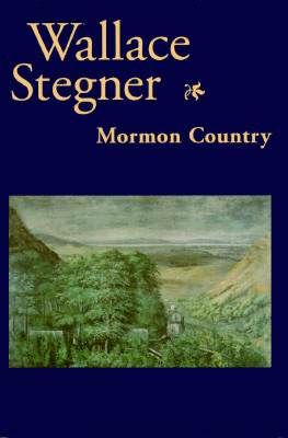 Image for Mormon Country