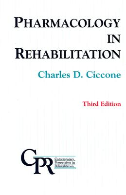 Image for Pharmacology in Rehabilitation
