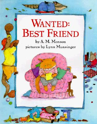 Image for Wanted: Best Friend