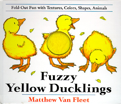 Image for FUZZY YELLOW DUCKLINGS