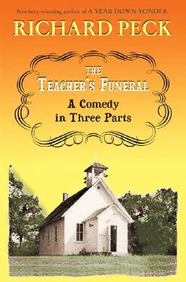 Image for TEACHER'S FUNERAL, THE : A COMEDY IN THREE PARTS