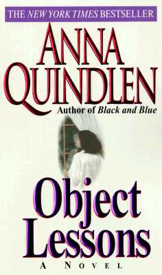 Object Lessons, ANNA QUINDLEN