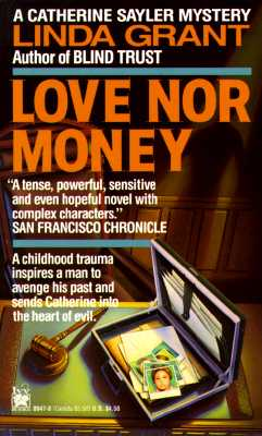 Image for Love Nor Money (Catherine Sayler Mystery)