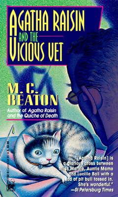 Image for Agatha Raisin and the Vicious Vet