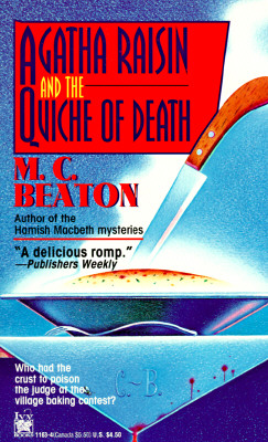 Image for Agatha Raisin and the Quiche of Death