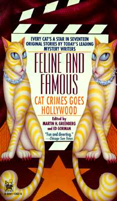 Image for Feline and Famous: Cat Crimes Goes Hollywood