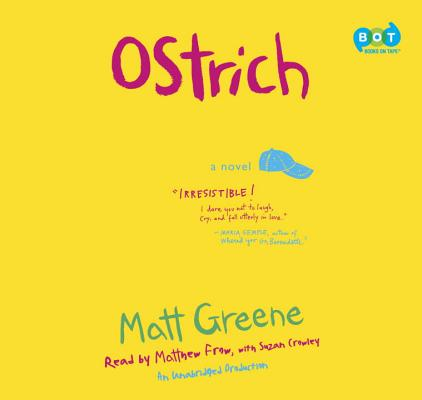 Image for Ostrich Audiobook CD