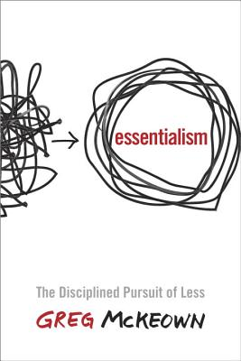 Image for ESSENTIALISM: THE DISCIPLINED PURSUIT OF LESS