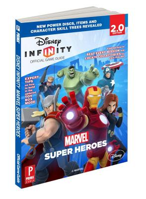 Image for Disney Infinity: Marvel Super Heroes: Prima Official Game Guide (Prima Official Game Guides)