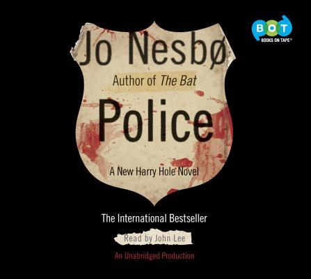 Police Audio CD, Jo Nesbo, Read by John Lee