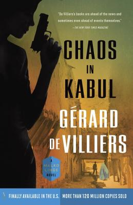 Image for Chaos in Kabul: A Malko Linge Novel (Vintage Crime/Black Lizard)