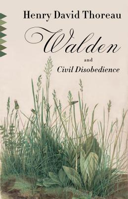 Image for Walden & Civil Disobedience (Vintage Classics)