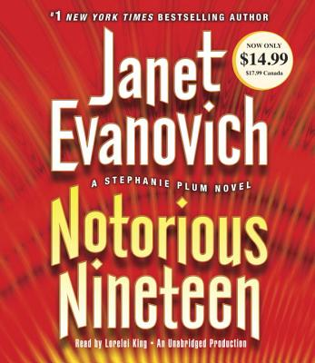 Image for Notorious Nineteen: A Stephanie Plum Novel