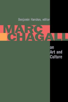 Image for Marc Chagall on Art and Culture