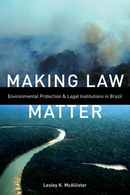 Image for Making Law Matter: Environmental Protection and Legal Institutions in Brazil
