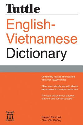 Image for Tuttle English-Vietnamese Dictionary (Tuttle Reference Dic)