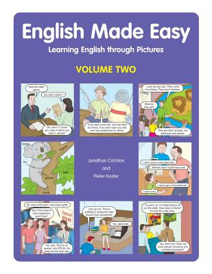 Image for English Made Easy Volume Two: Learning English through Pictures