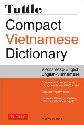 Image for Tuttle Compact Vietnamese Dictionary  Vietnamese-English English-Vietnamese