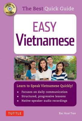 Image for Easy Vietnamese: Learn to Speak Vietnamese Quickly! (CD-Rom included)