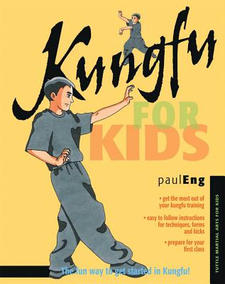 Image for Kungfu for Kids (Martial Arts For Kids)