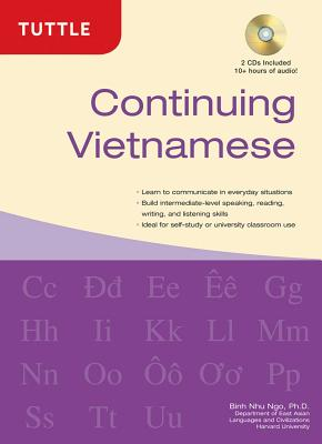 Continuing Vietnamese: (Audio CD-ROM Included), Ngo, Binh Nhu