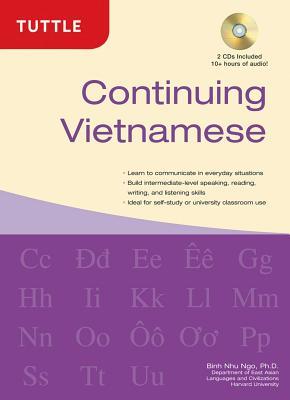 Continuing Vietnamese: (Audio CD-ROM Included), Ngo, Binh Nhu