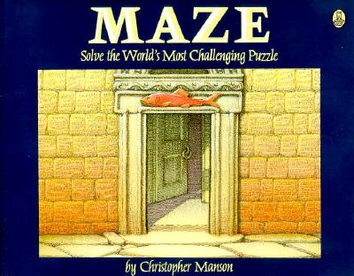 Image for Maze, Solve the World's Most Challenging Puzzle