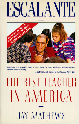 Image for Escalante: The Best Teacher in America (An Owl Book)