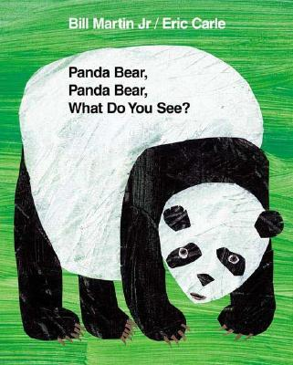 Image for Panda Bear, Panda Bear, What Do You See?