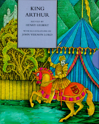Image for King Arthur (Henry Holt Little Classics)