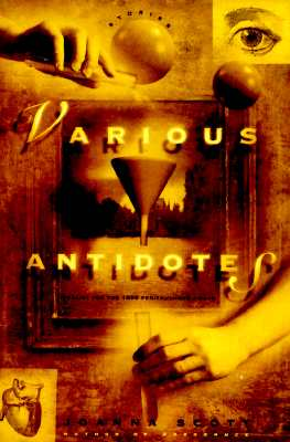 Image for VARIOUS ANTIDOTES : STORIES