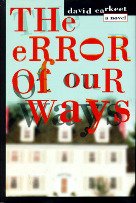 Image for The Error of Our Ways: A Novel