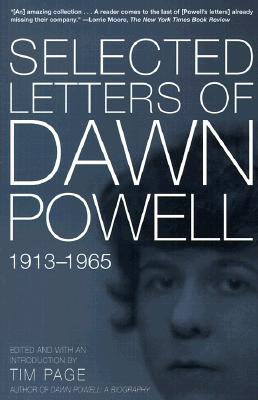 Image for Selected letters of Dawn Powell, 1913-1965