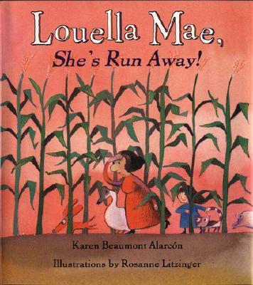 Image for Louella Mae, She's Run Away!