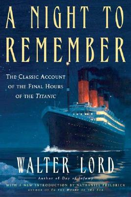 Image for A Night to Remember: The Classic Account of the Final Hours of the Titanic (Holt Paperback)