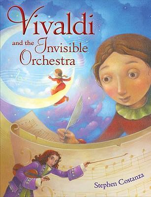 VIVALDI AND THE INVISIBLE ORCHESTRA, CONSTANZA, STEPHEN