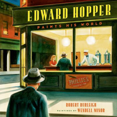 Image for Edward Hopper Paints His World