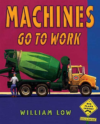 Image for Machines Go To Work