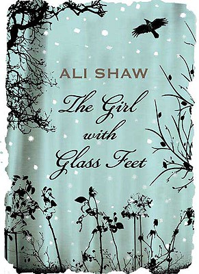 Image for The girl with glass feet