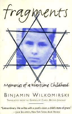 Image for Fragments: Memories of a Wartime Childhood