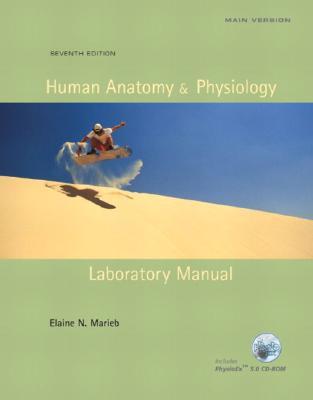 Image for Human Anatomy & Physiology Laboratory Manual, Main Version (7th Edition)