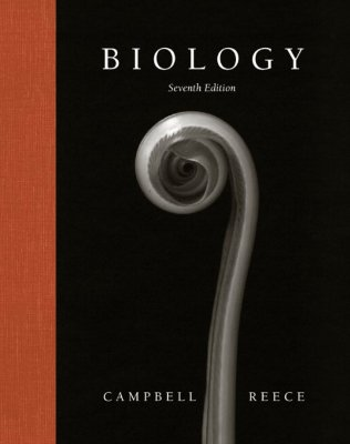 Image for Biology, 7th Edition (Book & CD-ROM)