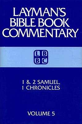 Image for 1 and 2 Samuel, 1 Chronicles (Layman's Bible Book Commentary Volume 5)