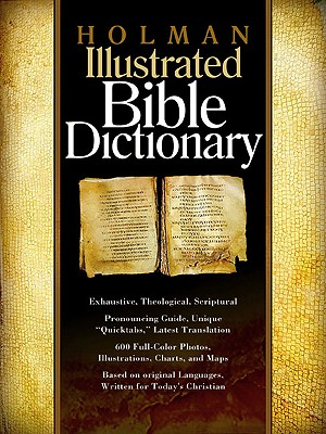 Image for Holman Illustrated Bible Dictionary