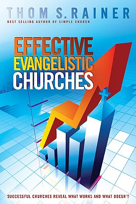Image for Effective Evangelistic Churches: Successful Churches Reveal What Works, and What Doesn't