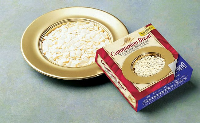 Image for Communion Bread