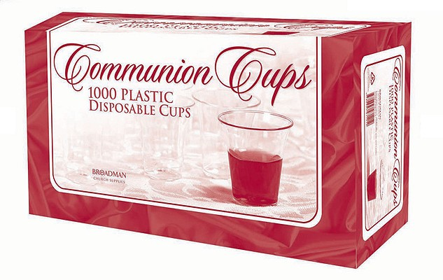Image for Communion Cups