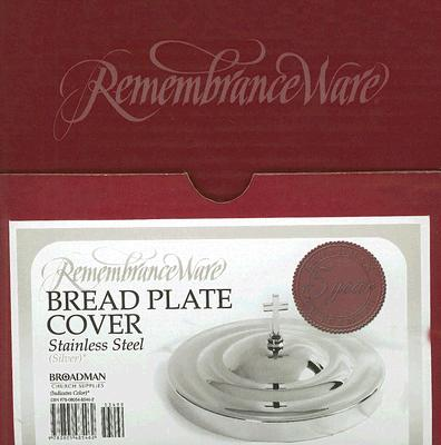 Image for Stainless Steel Bread Plate cover