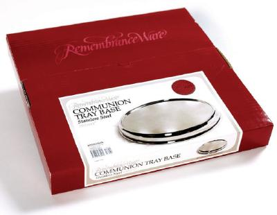 Image for Silver Communion Tray Base
