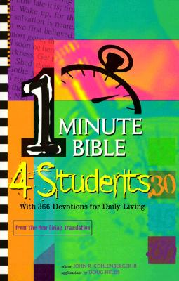 Image for One Minute Bible for Students: With 366 Devotions for Daily Living